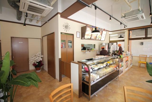 沖縄 リフォーム 店舗内装改修