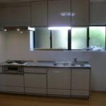 システムキッチン、浴室リフォーム工事
