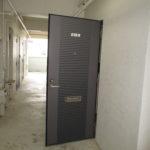 アパート 玄関ドア取り替え工事