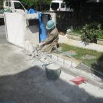 駐車場 外構工事