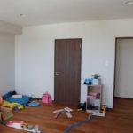 子供部屋間仕切り壁工事