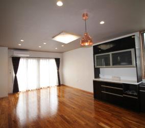 二世帯住宅へ改修工事