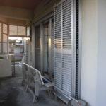 アルミ雨戸取付け工事 目隠しフェンス補強工事