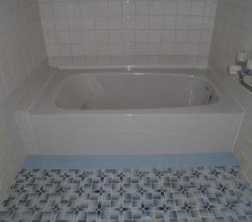 浴槽取替え工事