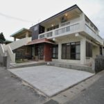 二世帯住宅への改装工事