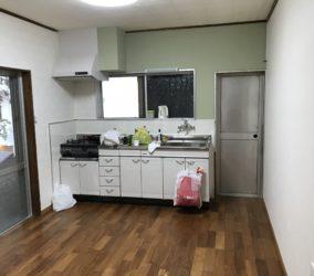屋根・キッチン・水まわりリノベーション