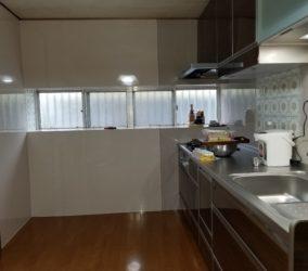和室・キッチンの改修工事