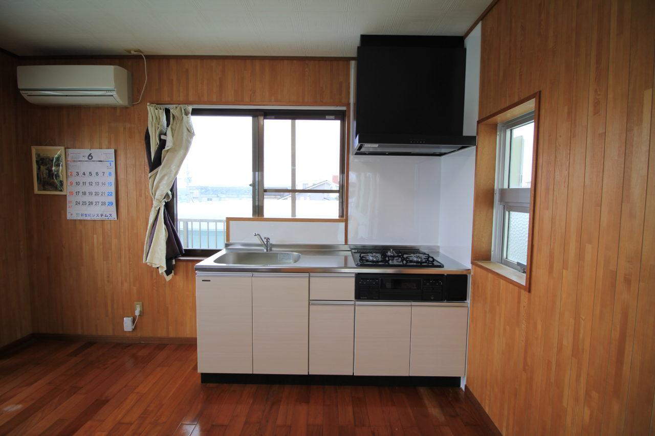 沖縄 リフォーム リノベーション 二世帯住宅 水まわり新設