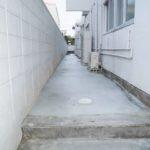 土間コンクリート工事(病院)