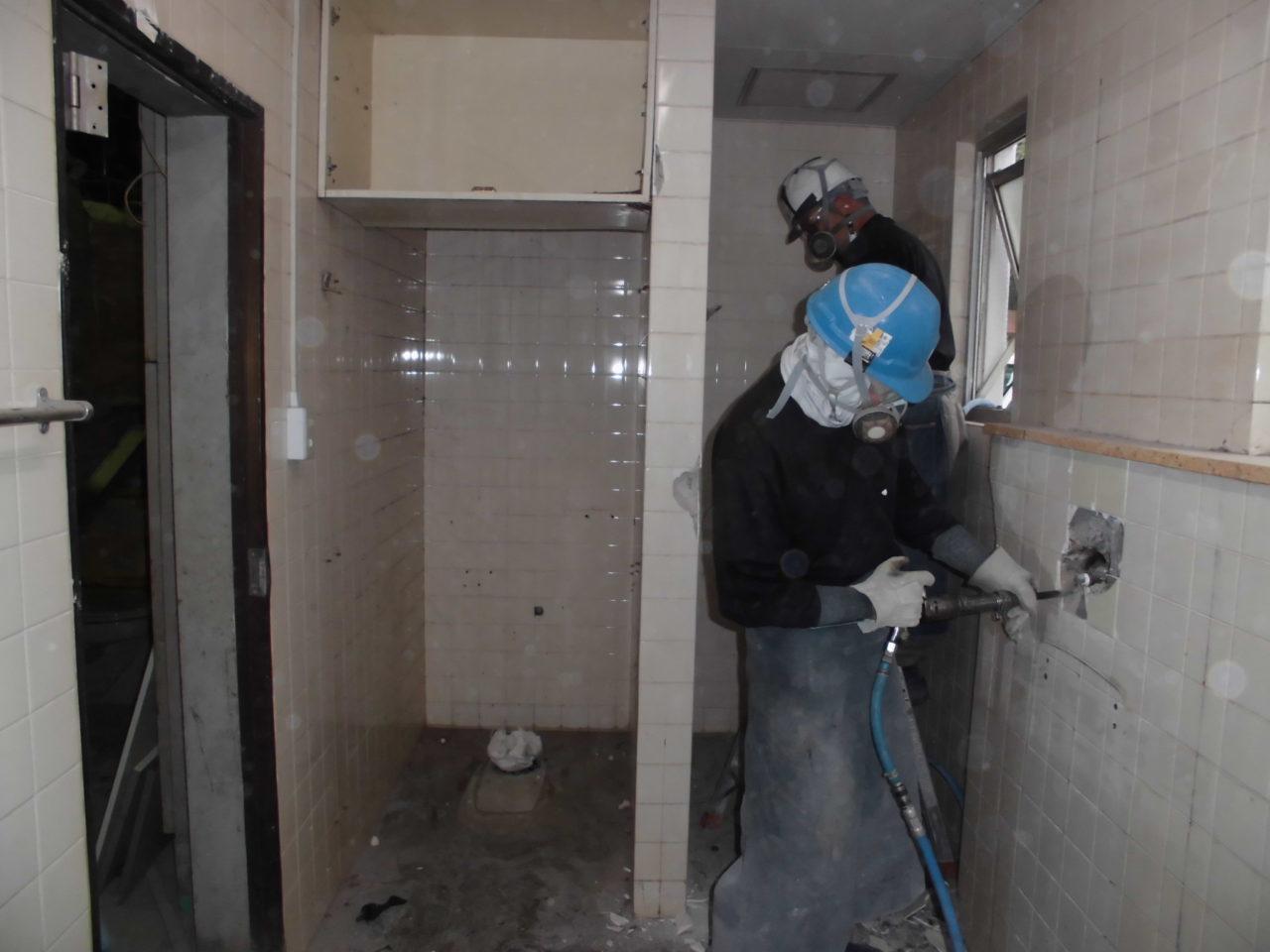 沖縄 リフォーム トイレ 改修
