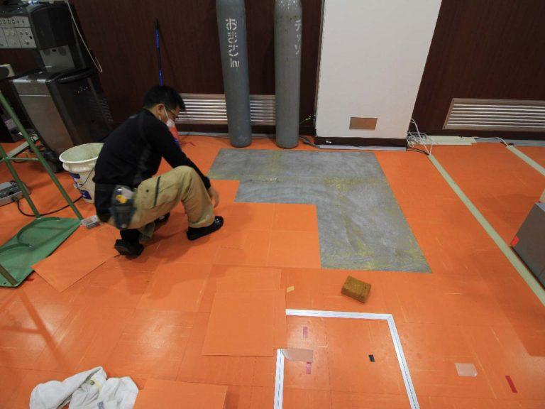 沖縄 リフォーム 床 修繕