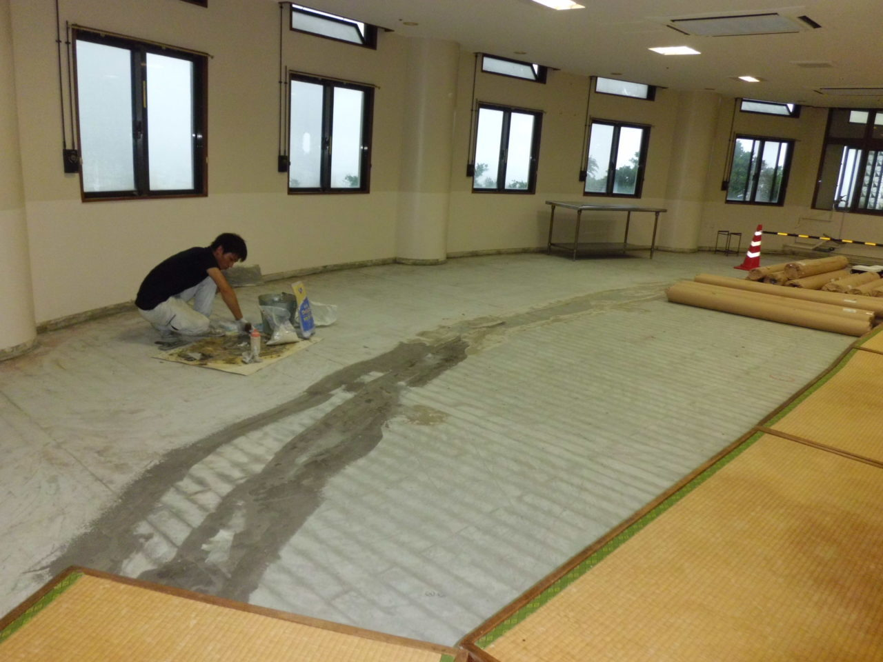 沖縄 リフォーム 床 張替え