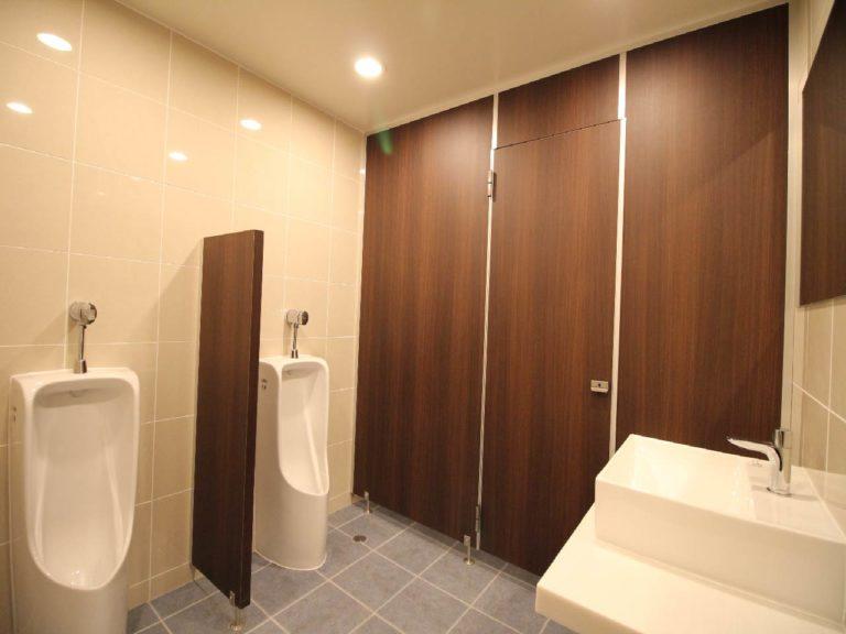 沖縄 リフォーム 商業ビル トイレ