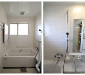 浴室・脱衣所のリフォーム