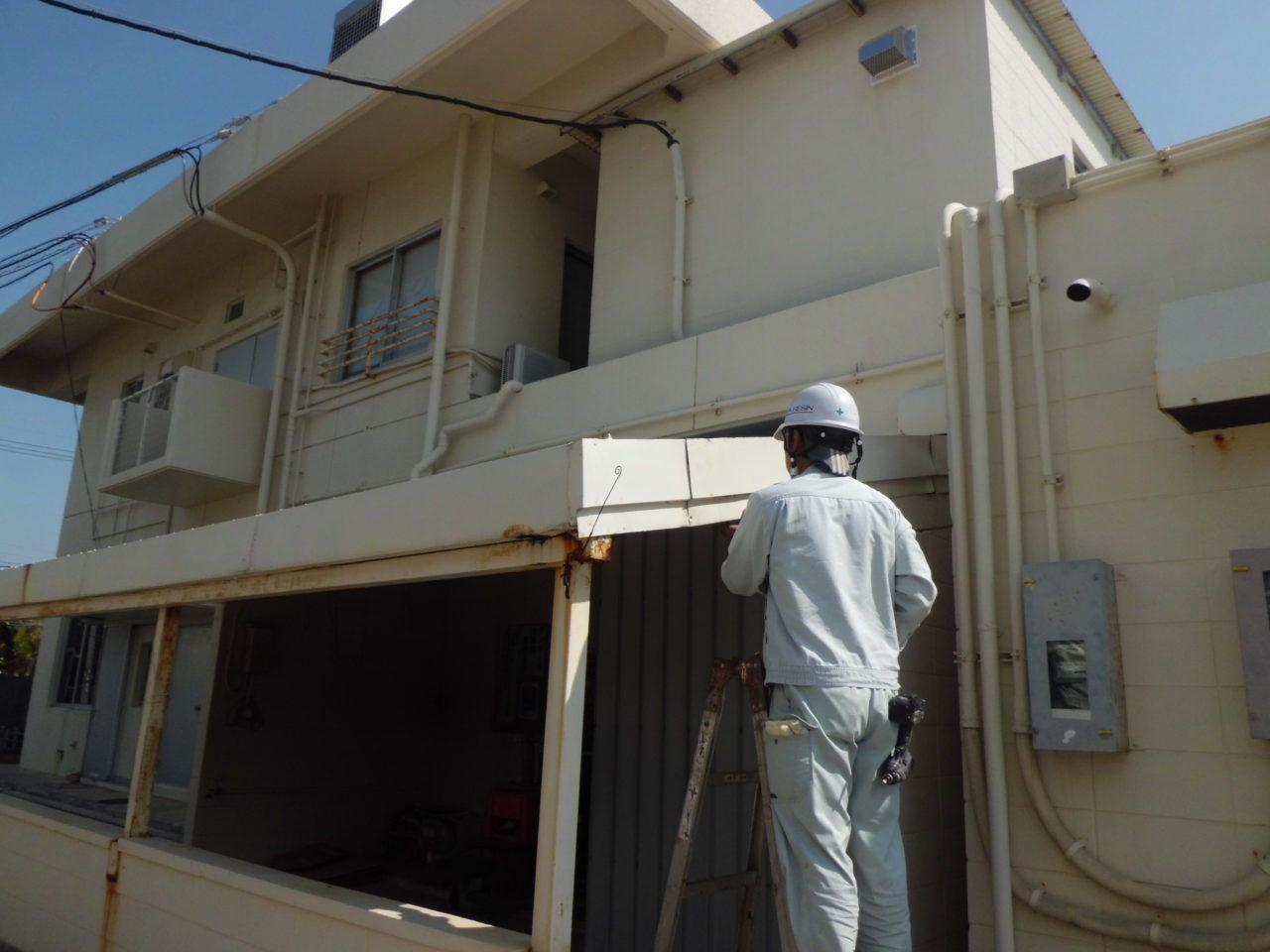 沖縄 リフォーム トタン 屋根