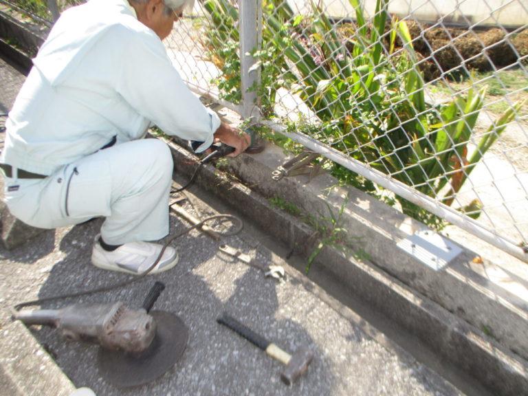 沖縄 リフォーム フェンス