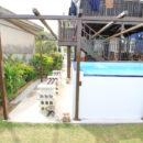 プールの設置リフォーム
