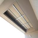屋上棟屋 トタンのリフォーム(病院)