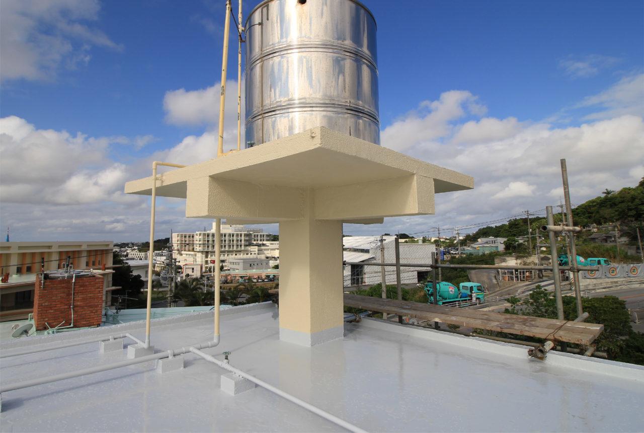 沖縄 リフォーム リノベーション 防水塗装・外壁補修リフォーム