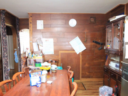 Before キッチン側