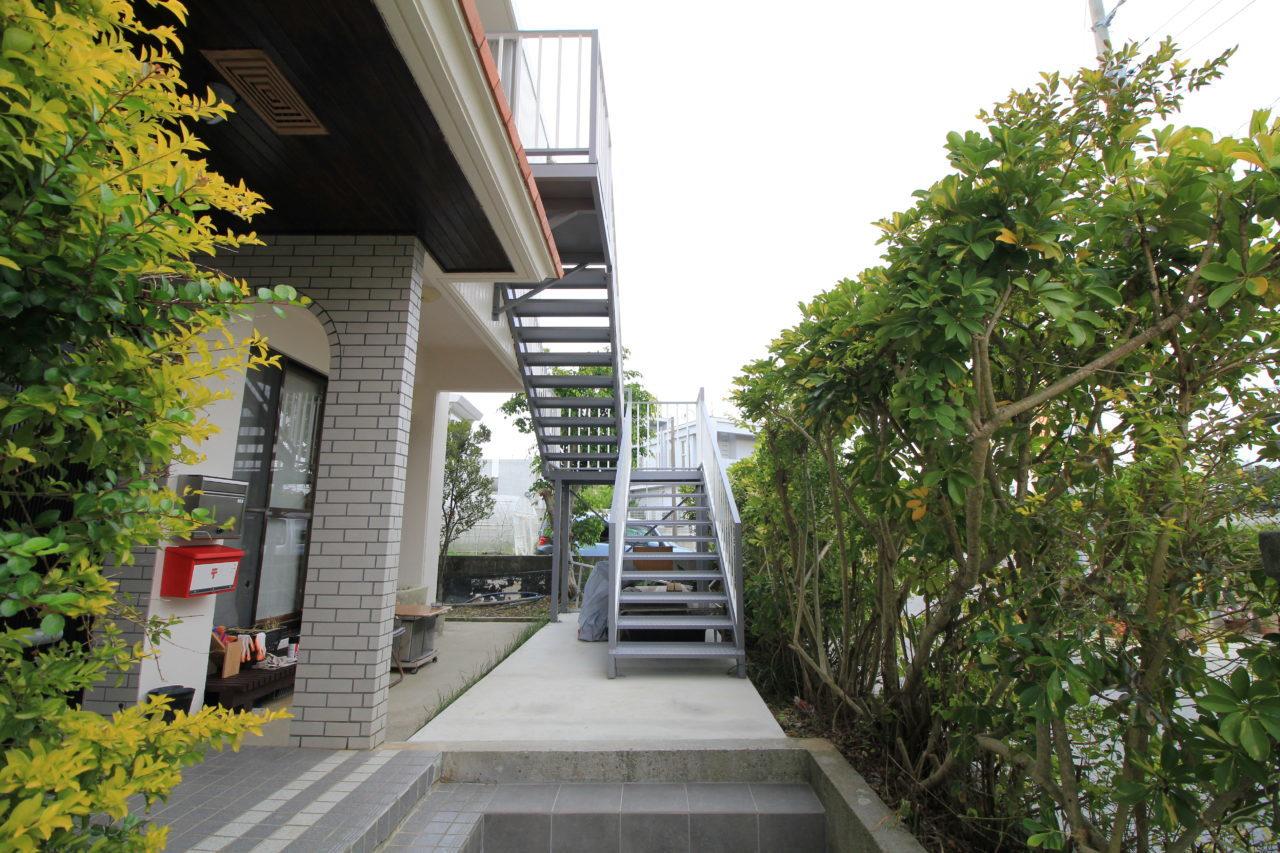 沖縄 リフォーム リノベーション 二世帯住宅