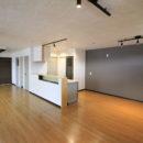 二世帯住宅リノベーション(2階)