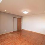 二世帯住宅 洋室をリノベーション