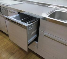 マンション キッチン取替えリフォーム