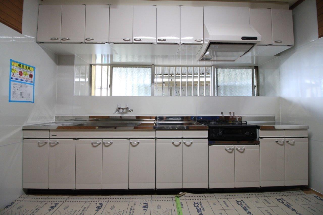 沖縄 リフォーム キッチン