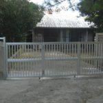 門扉の設置リフォーム