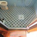 浴室タイルの補修