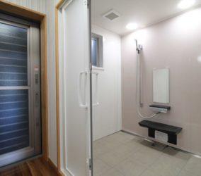 二世帯住宅 和室をリフォーム