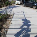 駐車場 コンクリート打設リフォーム