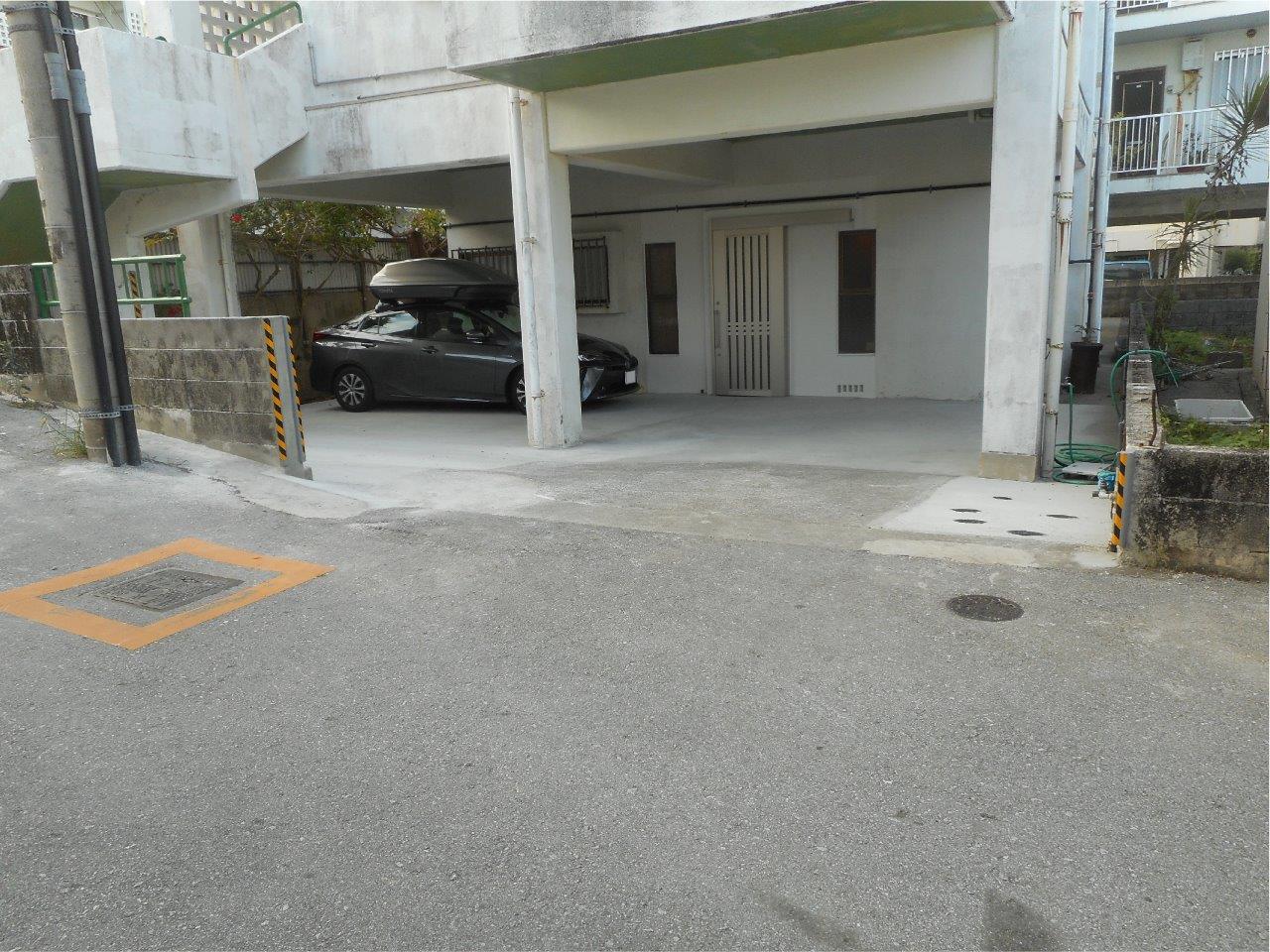 沖縄 リフォーム 駐車場