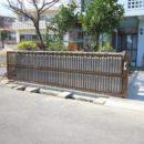 庭を駐車場にリフォーム