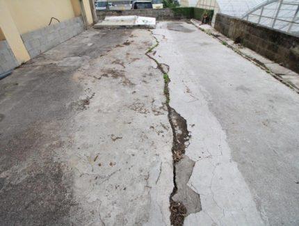 Before コンクリート打設