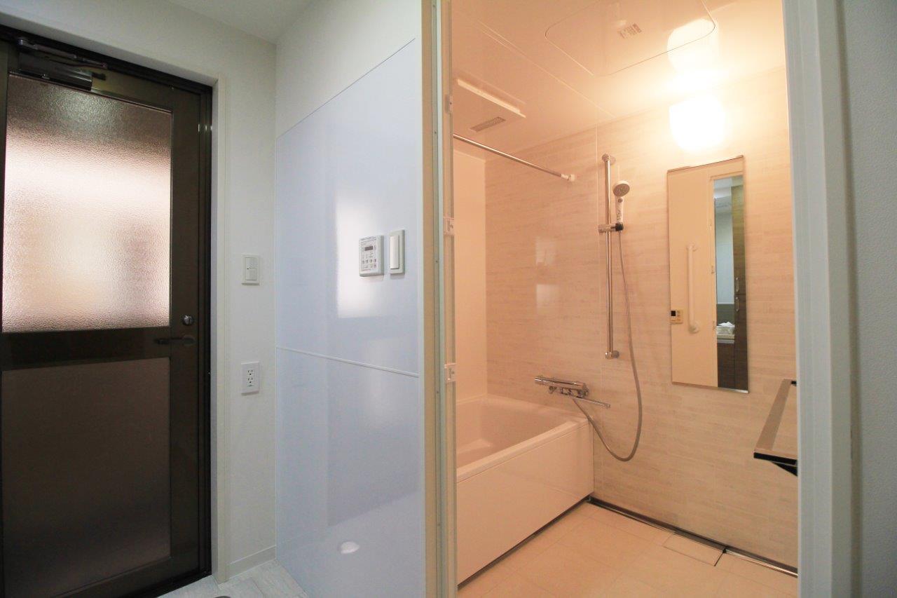 浴室 脱衣所 マンション 沖縄 リフォーム