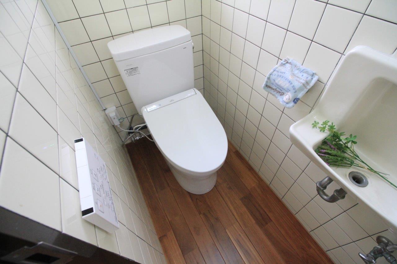 トイレ 便器 床 沖縄 リフォーム