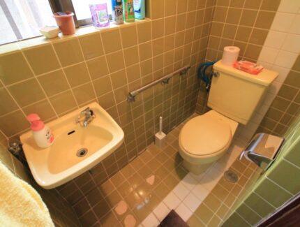 Before トイレまるごとリフォーム