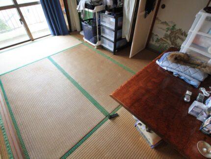 Before 畳からフローリングにリフォーム