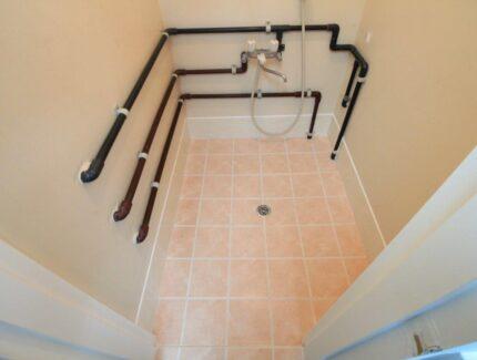 After シャワー室のリフォーム