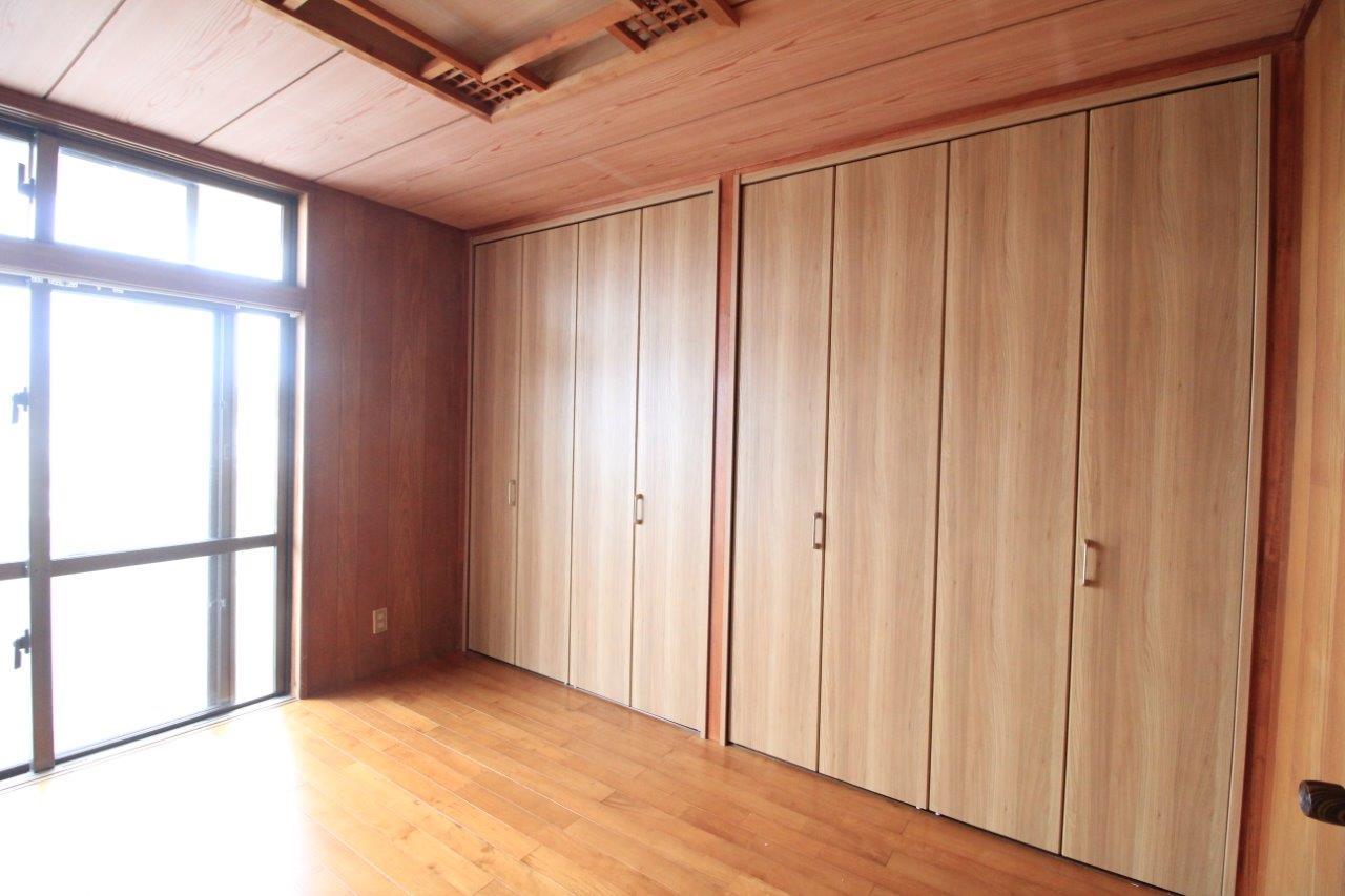 押入れ クローゼット 畳床 フローリング 和室 沖縄 リフォーム