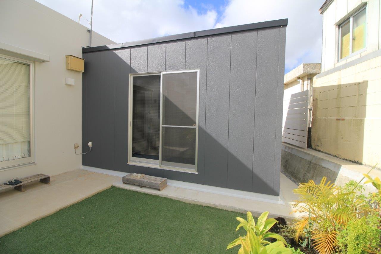 庭 増築 防水塗装 沖縄 リフォーム