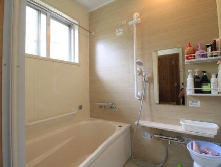 After 浴室と脱衣所のリフォーム