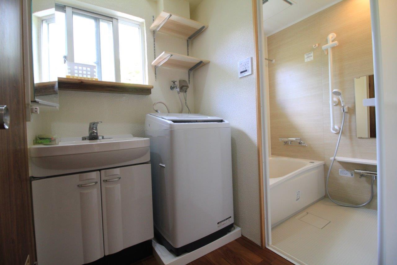 浴室 脱衣所 沖縄 リフォーム