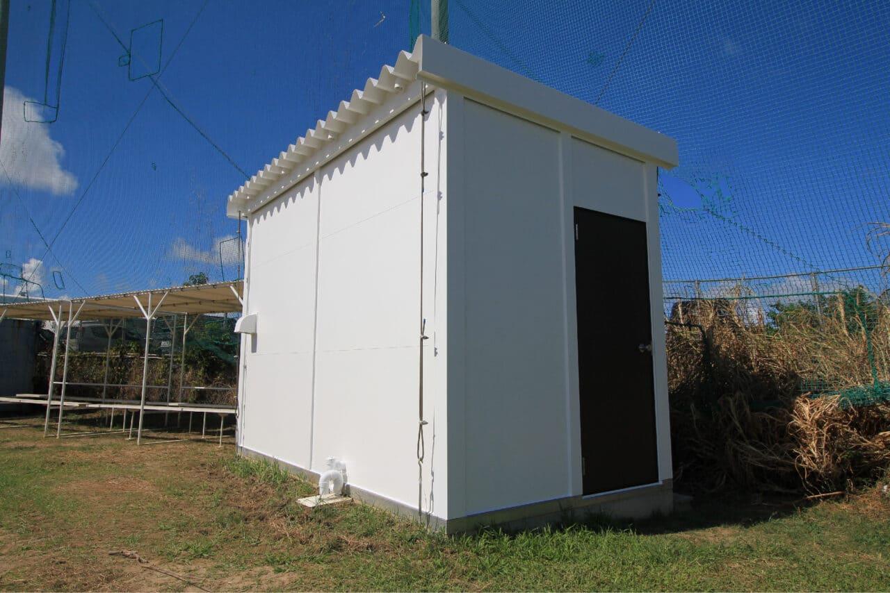 プレハブ 断熱 遮熱 塗装 沖縄 リフォーム