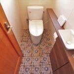 トイレの便器・床・壁のリフォーム